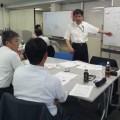 キャリア開発研修では活発なグループ討議を行う