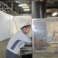 配管作業のミスで高圧の水が噴き出す危険体験
