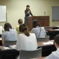 復職セミナーで育休中に資格取得した体験を講演