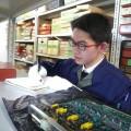 柴さんは中小企業で幅広い就業体験がしたかった