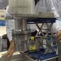 写真1 重いバルブの交換をサポート