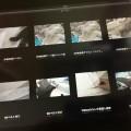タブレット端末でいつでも作業動画を確認できる