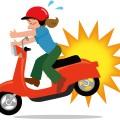 交通事故 バイク