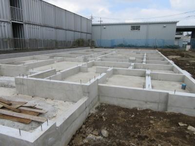 建設 建築 基礎 工事