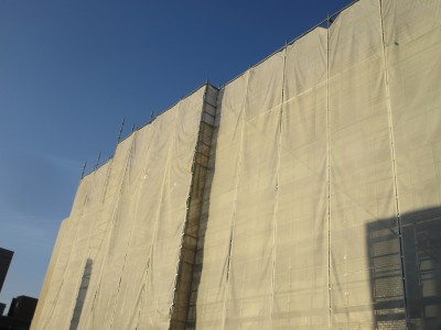 建設 工事 足場 3
