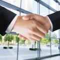 契約 合意 協定 提携 握手 3