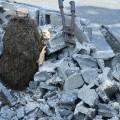 解体業 建設業 コンクリートブロック塀 4