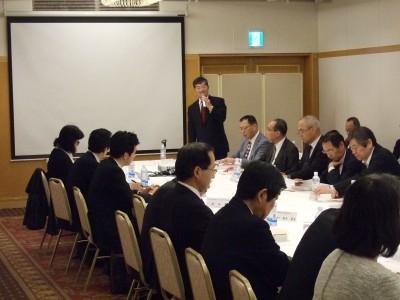 外国実習総会