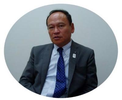 林建設㈱ 代表取締役社長 林 清一さん