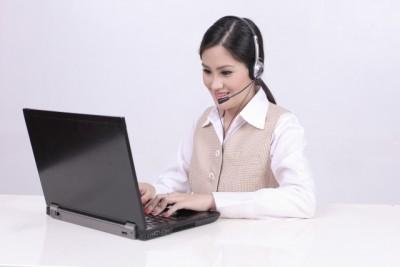 オペレーター 生産性向上 サービス業 PC IT