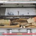 ゴミ処理 ゴミ収集車 2
