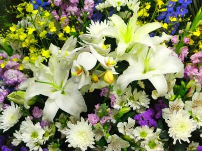 仏花 葬儀 葬式