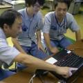 TESPでは学びたい科目を社内講師から学ぶ