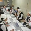 議論が白熱する高島屋横浜店の食料品部門 SAY-Time