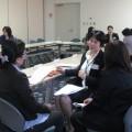 中間意見交換会で課題を共有し解決策を議論