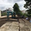 建設業 解体 重機
