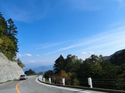 山道 道路