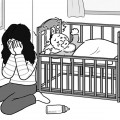育児がうまくいかず自分を責めてしまう
