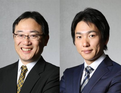 弁護士法人内田・鮫島法律事務所 弁護士・弁理士 鮫島 正洋(左) 弁護士・弁理士 杉尾 雄一(右)