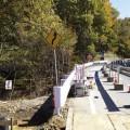 スキーツアーバスの事故現場写真(平成28年11月著者撮影)