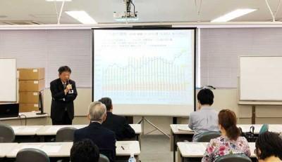 無記名検査の活用を 労災防止に効果期待 東京産保センター