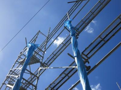 安全帯買換えを補助 新規格への対応で 厚労省・来年度