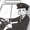 道路走行中、左手のしびれなどを発症し救急車で搬送
